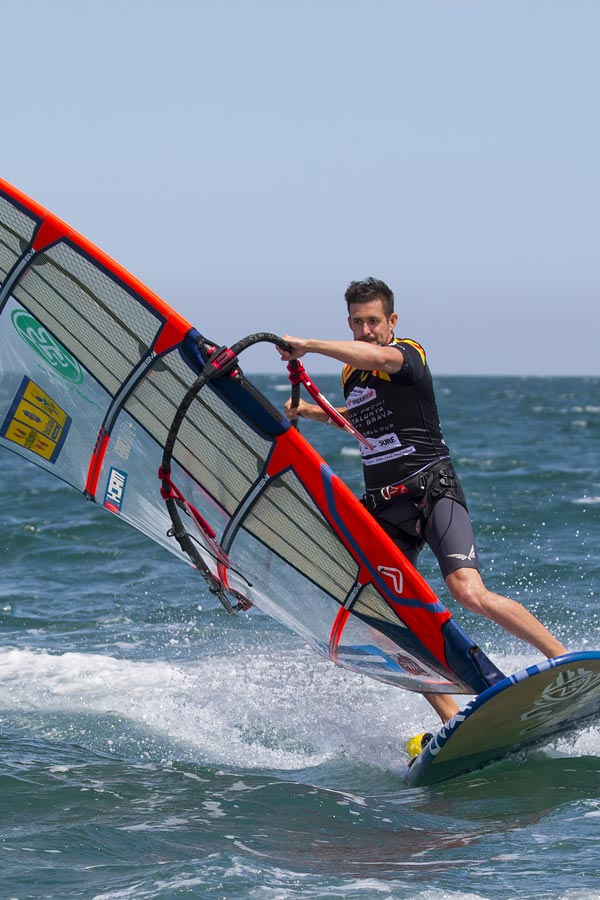 Sean O'Brien AUS120 PWA windsurfing